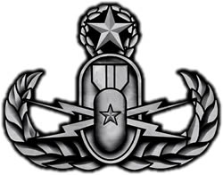 EOD Master Badge