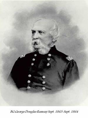 Brigadier General George D. Ramsey