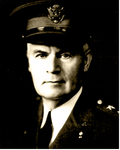 Major General William H. Tschappat