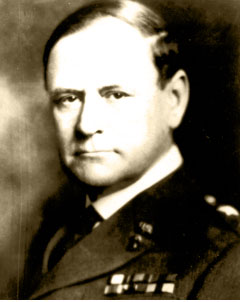 Major General Clarence C. Williams