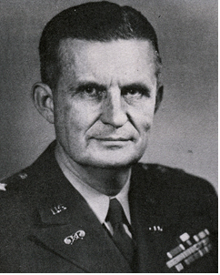 Major General William M. Creasy