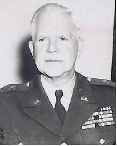 Brigadier General Willis R. Slaughter