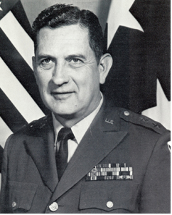 Major General Erwin M. Graham Jr.
