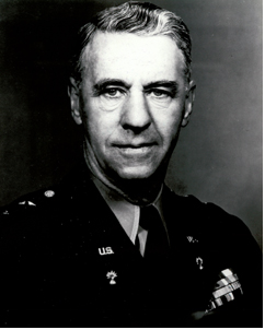 Major General Elbert L. Ford