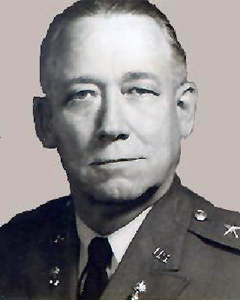Major General Nelson M. Lynde Jr.
