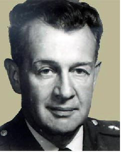 Major General John G. Zierdt