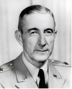 Major General William K. Ghormley