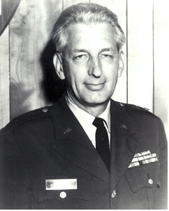 Lieutenant General Fred Kornet Jr.