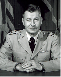 Major General John F. Thorlin