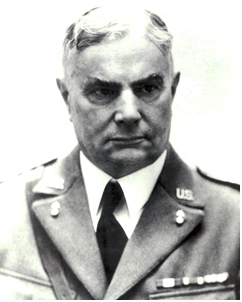 Major General Samuel Hof