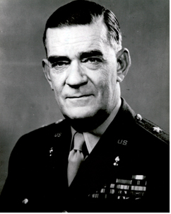 Major General Everett S. Hughes