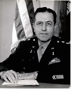 Major General Henry B. Sayler