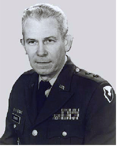 Major General Oscar C. Decker Jr.