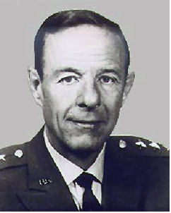 Lieutenant General August Schomburg
