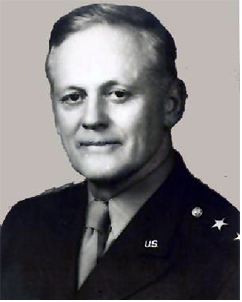 Major General Sidney P. Spalding