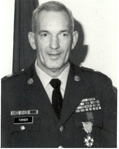 Command Sergeant Major Donald L. Turner