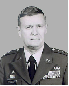 Lieutenant General Robert L. Bergquist