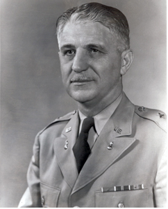 Major General Earl S. Gruver