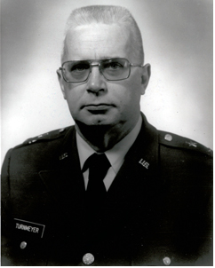Major General George E. Turnmeyer Jr.