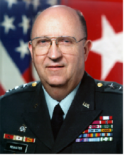 Lieutenant General Benjamin F. Register Jr.