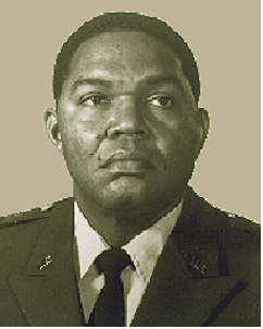 Major General Arthur Holmes Jr.