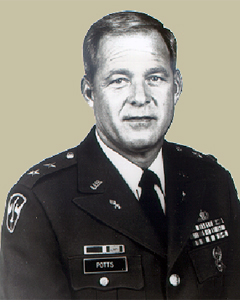 Major General William E. Potts