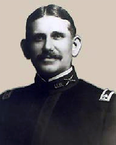 Colonel Isaac N. Lewis