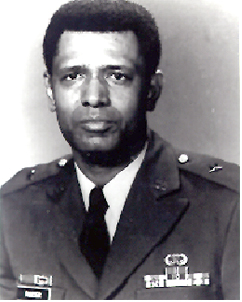 Major General Jackson E. Rozier Jr.