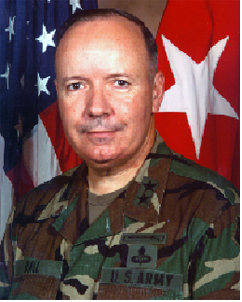 Major General James W. Ball