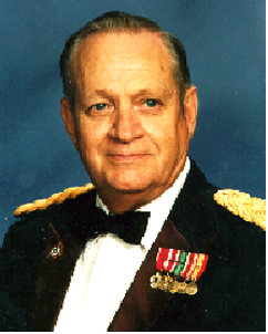 Chief Warrant Officer 5 Frank H. Dyer Sr.