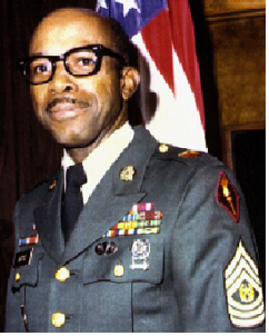 Command Sergeant Major Willie E. Battle Jr.