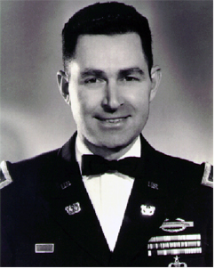 Chief Warrant Officer 4 Clarence E. Reeves