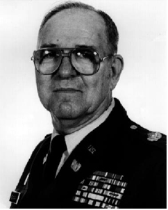 Chief Warrant Officer 4 Billy K. Flanagan