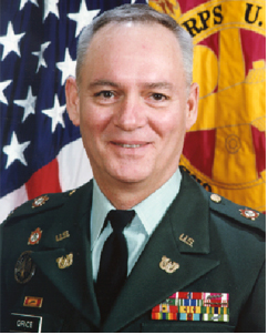 Chief Warrant Officer 5 Thomas G. Grice