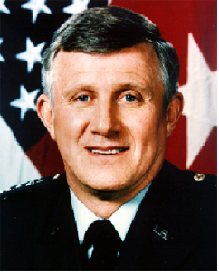 Lieutenant General Ronald V. Hite