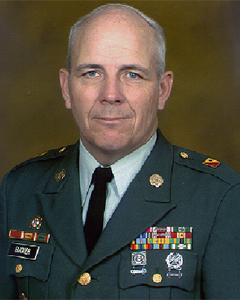 Command Sergeant Major Thomas J. Rucker