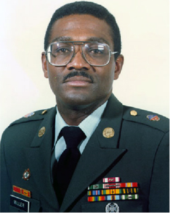 Command Sergeant Major Charlie Miller II