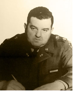 "Lieutenant Colonel Harry M. ""Bulldog"" Downer"
