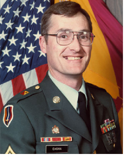 Command Sergeant Major Richard C. Eagan