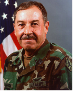 Command Sergeant Major John L. Hoffman