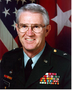 Brigadier General Robert P. McFarlin