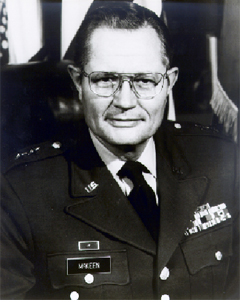 Major General Chester M. McKeen Jr.