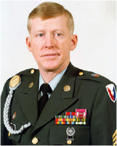 Command Sergeant Major Billy E. Prysock