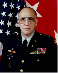 Major General Robert D. Shadley