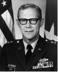Major General Jere W. Sharp