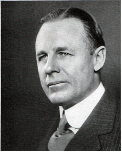 Brigadier General Benedict Crowell