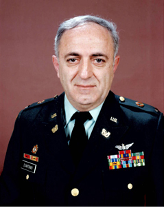 Chief Warrant Officer 5 Michael D'Antonio