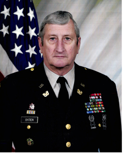 Chief Warrant Officer 5 Willard W. Batien