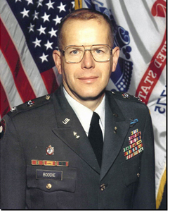 Brigadier General James W. Boddie Jr.