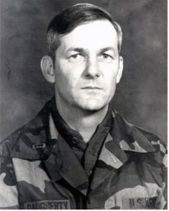 Chief Warrant Officer 5 Troy A. Daugherty
